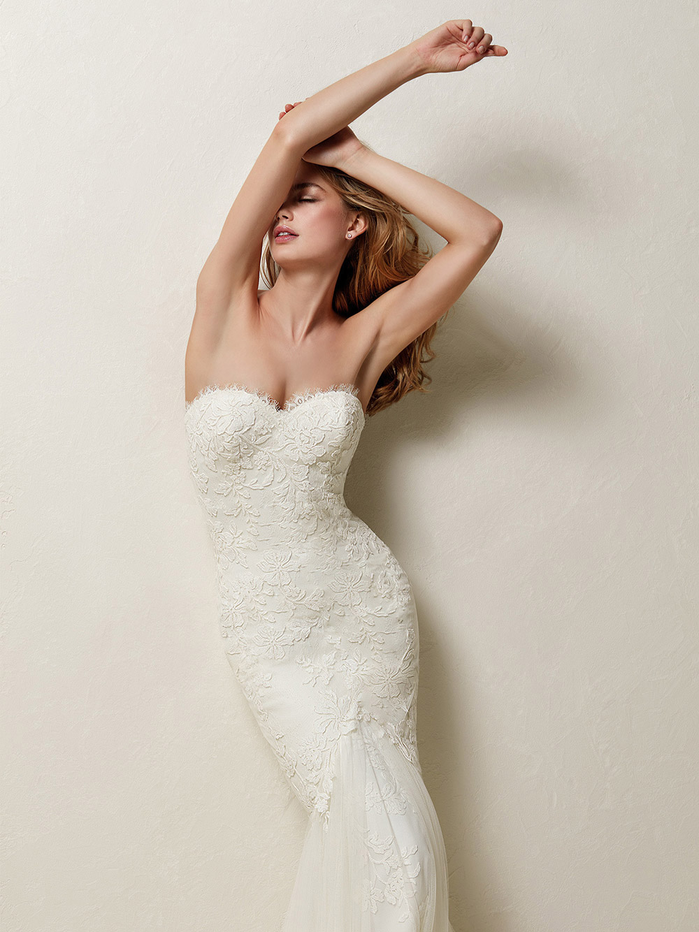 Drimea - Pronovias 2018 Bridal Collection. www.theweddingnotebook.com