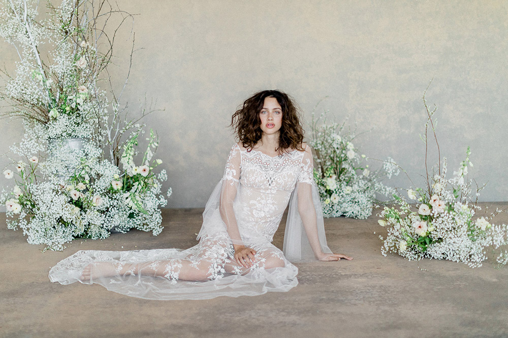 Sahara – Claire Pettibone Spring 2019 Bridal Collection. www.theweddingnotebook.com