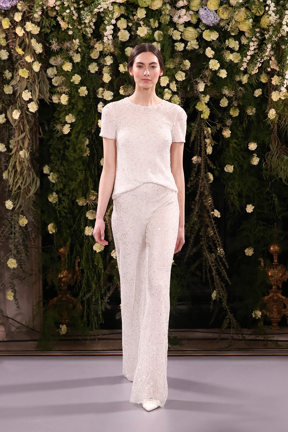 Flori and Fleur – Jenny Packham 2019 Bridal Collection. www.theweddingnotebook.com