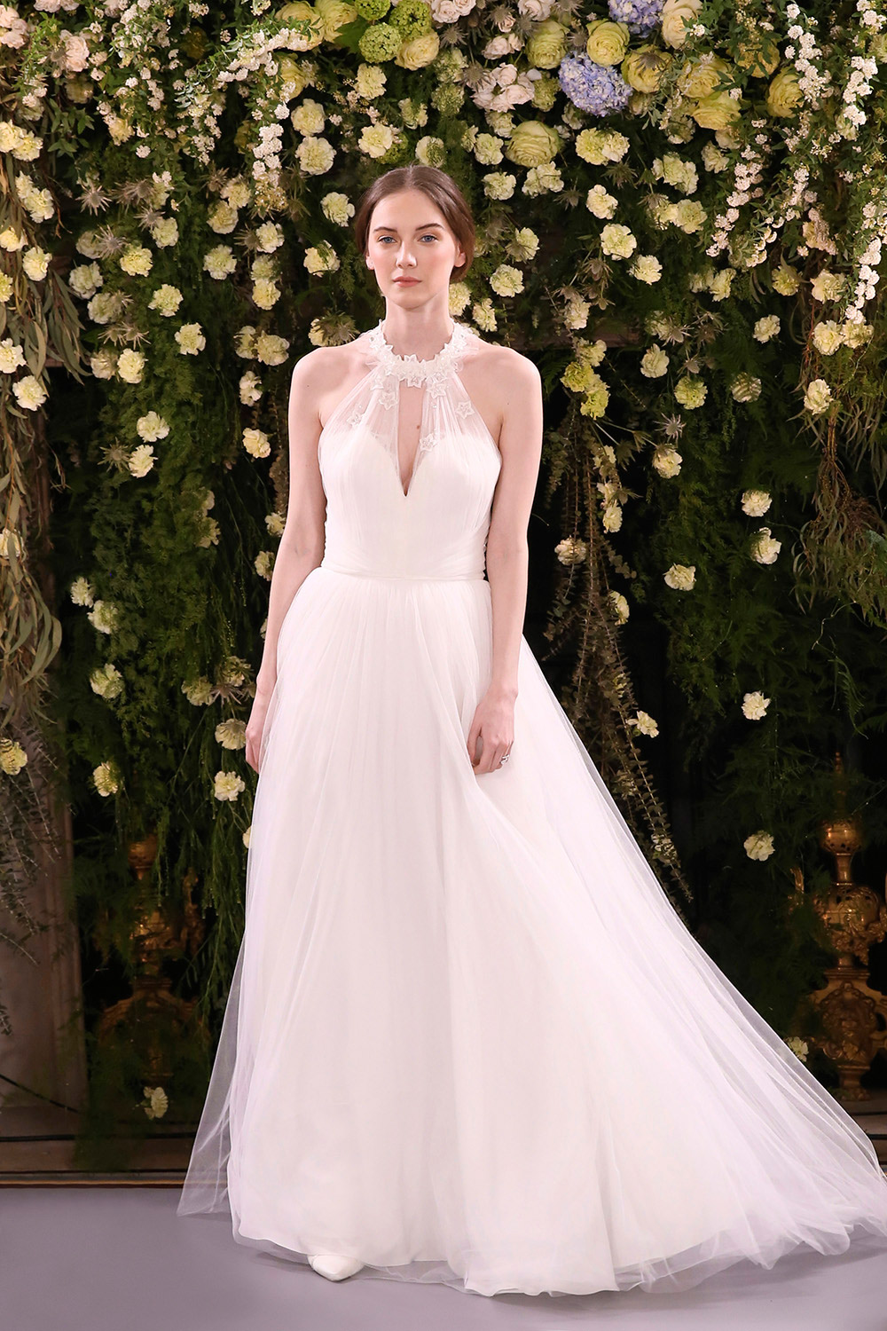 Lois – Jenny Packham 2019 Bridal Collection. www.theweddingnotebook.com