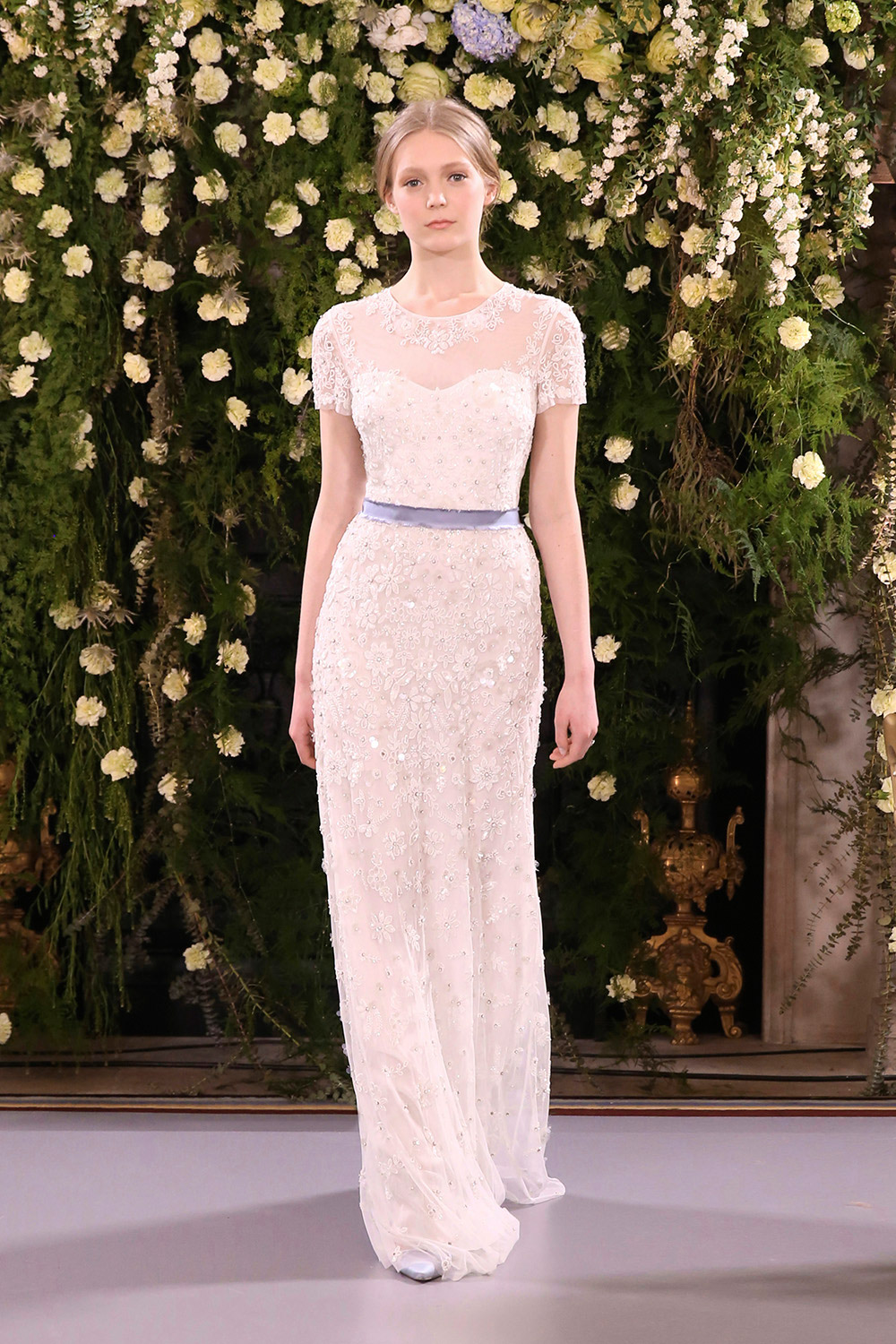 Primrose – Jenny Packham 2019 Bridal Collection. www.theweddingnotebook.com