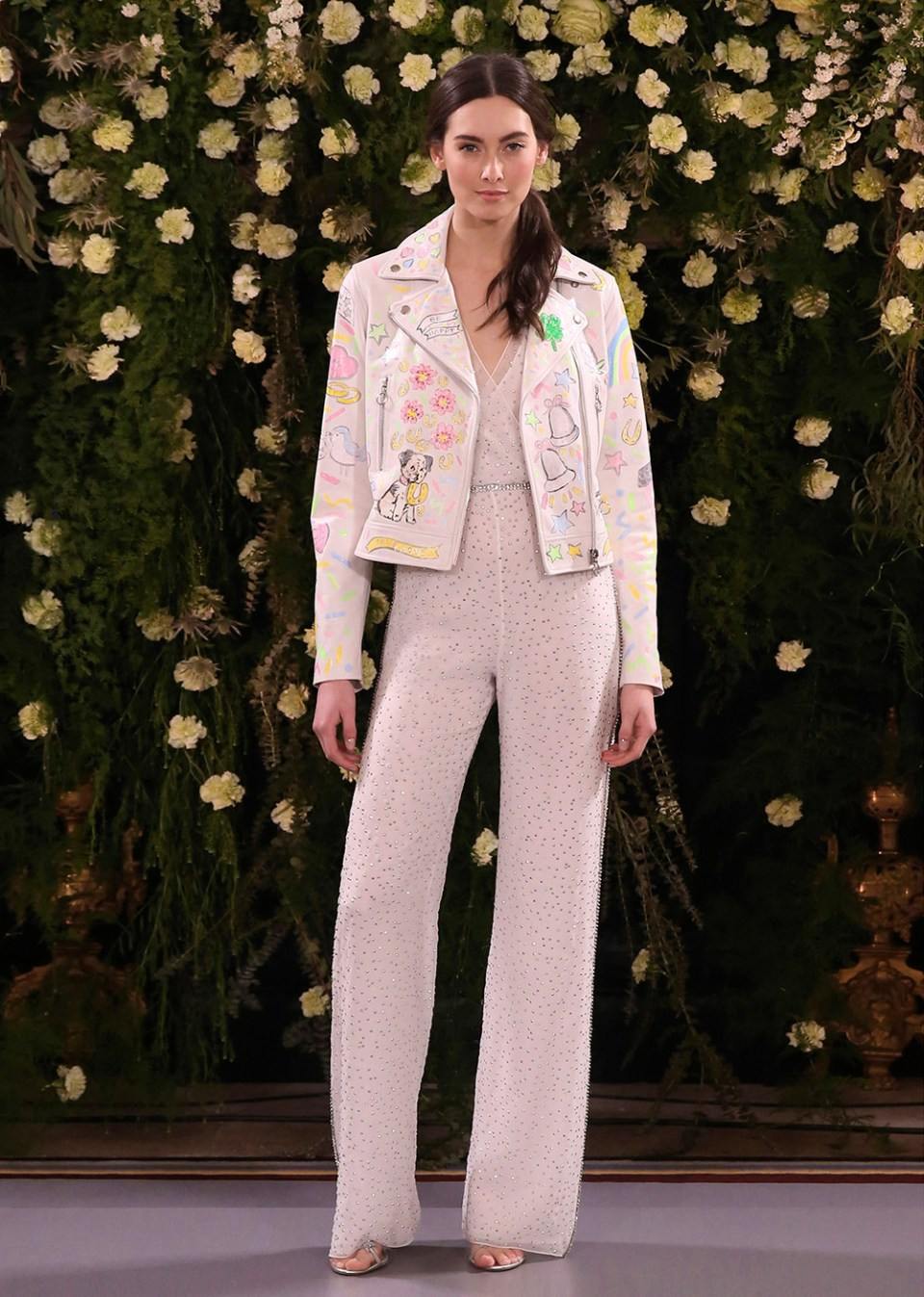 Forget Me Not – Jenny Packham 2019 Bridal Collection. www.theweddingnotebook.com