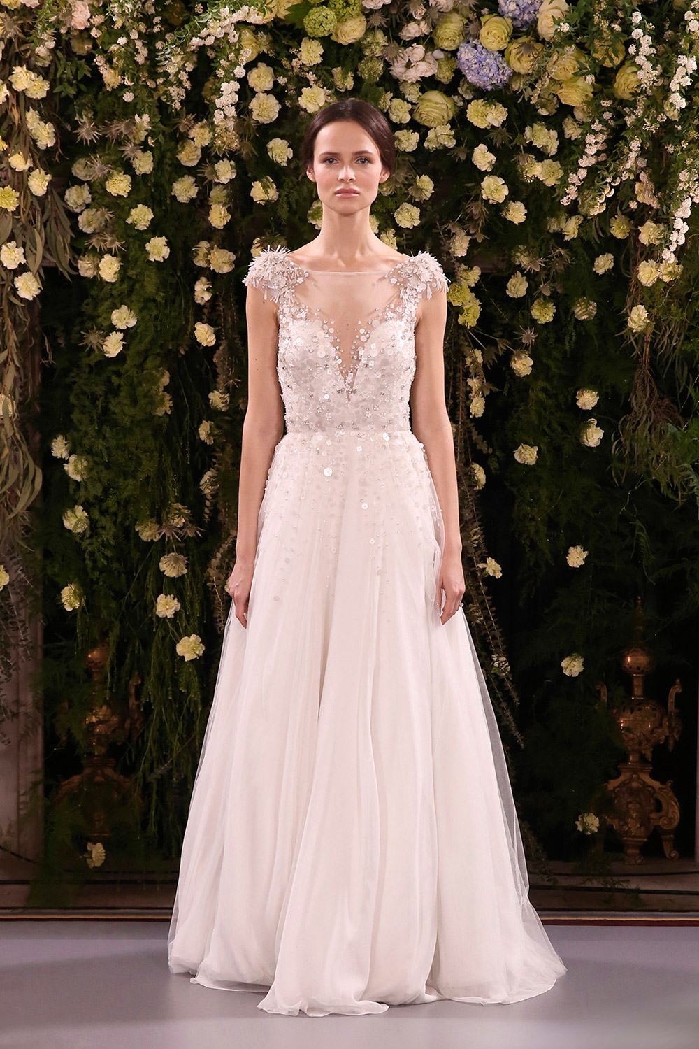 Bluebell – Jenny Packham 2019 Bridal Collection. www.theweddingnotebook.com