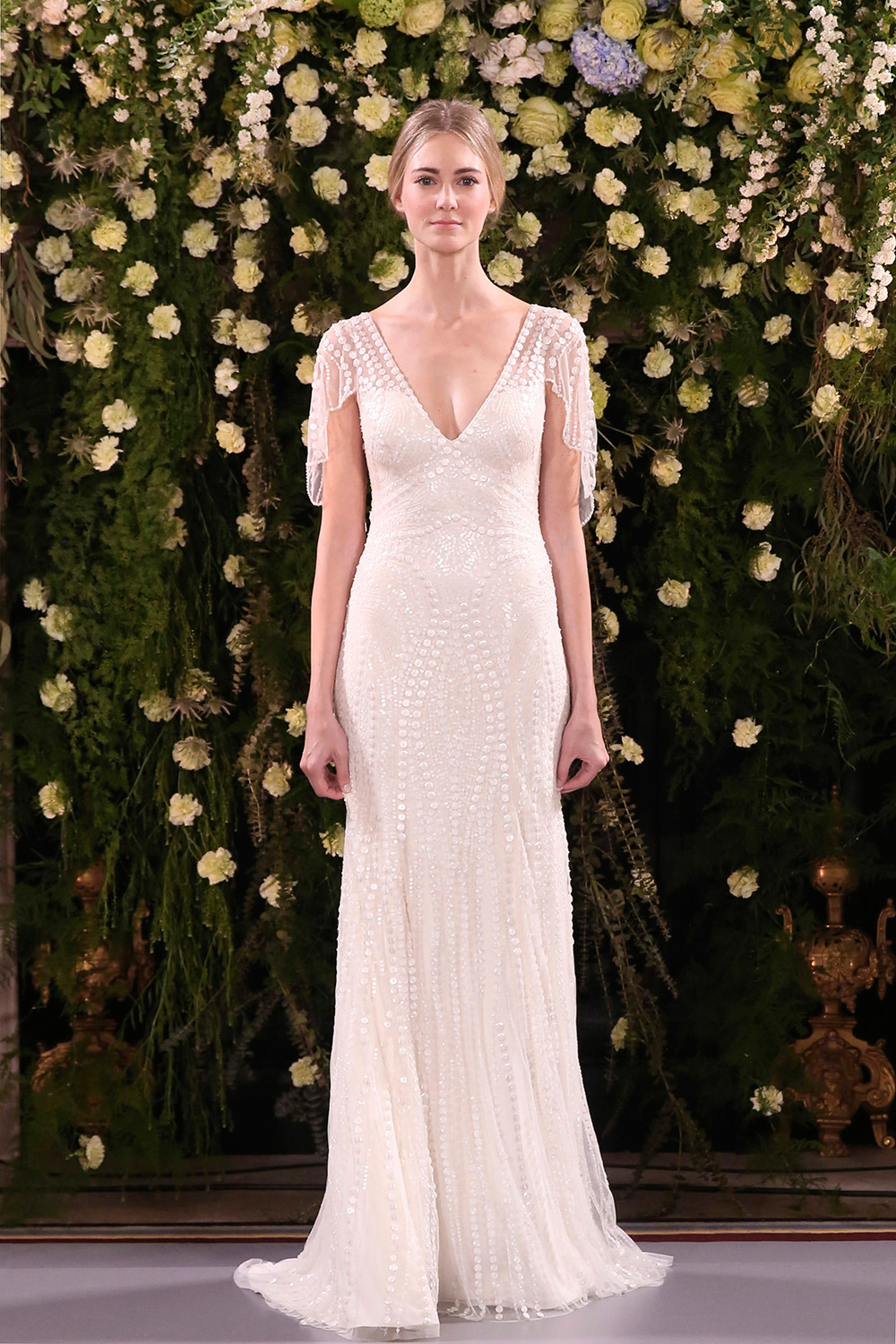Juniper – Jenny Packham 2019 Bridal Collection. www.theweddingnotebook.com