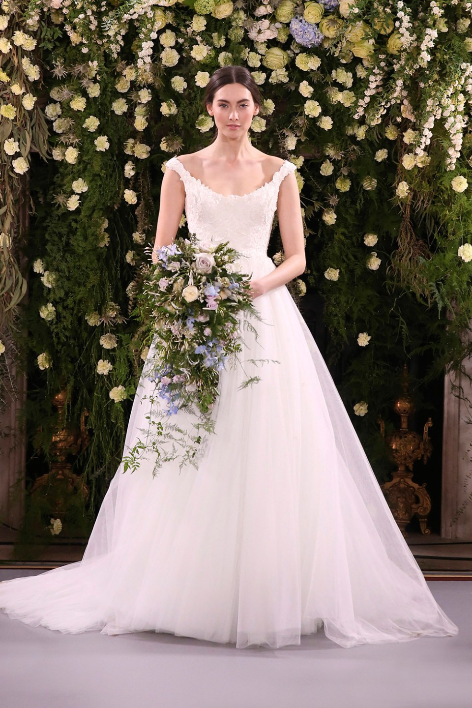 Lucille – Jenny Packham 2019 Bridal Collection. www.theweddingnotebook.com