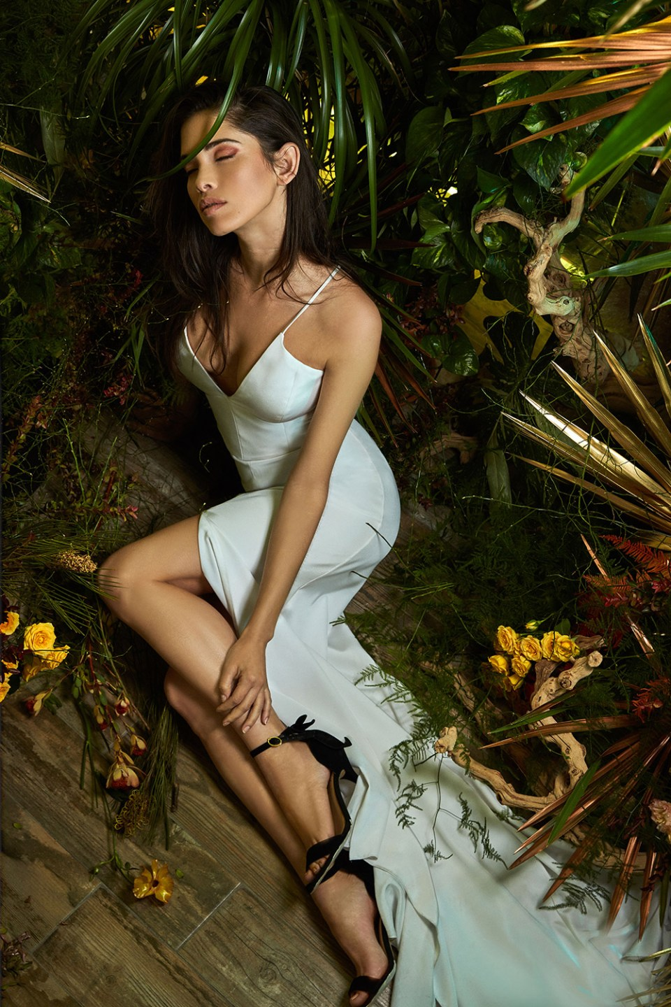 Michelle Top and Talia - Lakum Spring 2019 Collection. www.theweddingnotebook.com