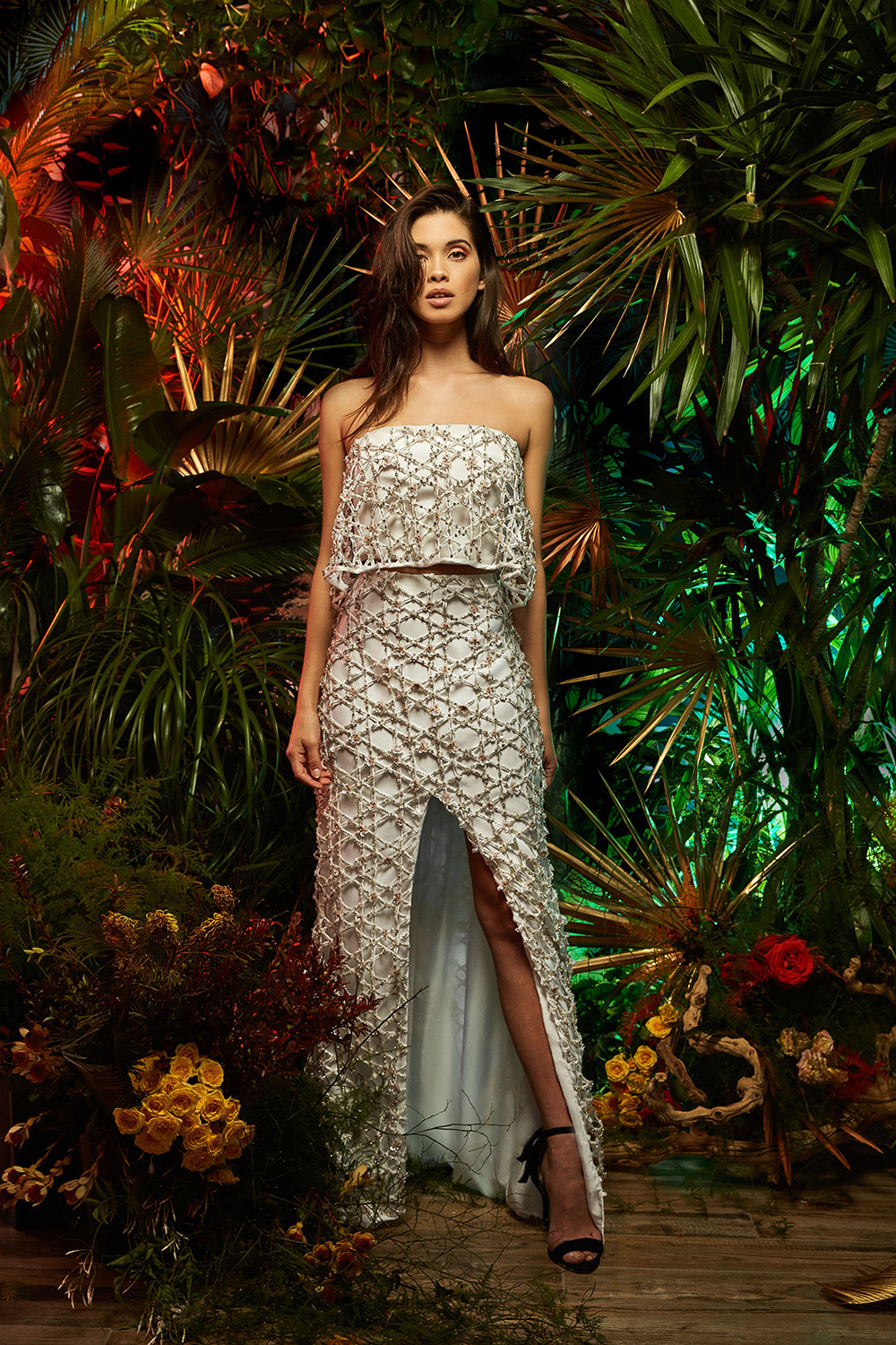 Hayden and Brennan - Lakum Spring 2019 Collection. www.theweddingnotebook.com