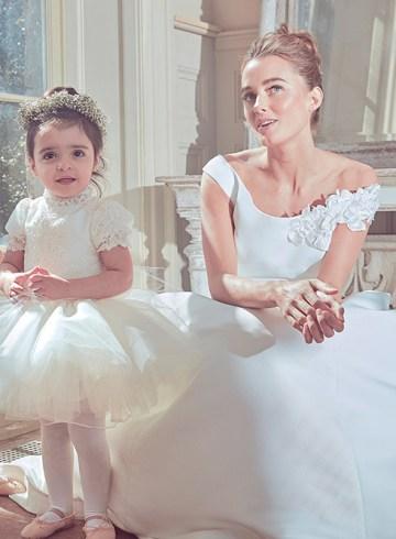 Ophelia – Sareh Nouri Spring 2019 Bridal Collection. www.theweddingnotebook.com