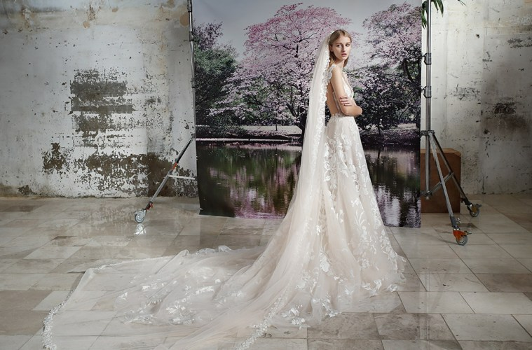 GALA by Galia Lahav Fall 2019 Bridal Collection. www.theweddingnotebook.com