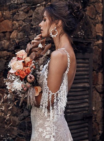 Sol - Grace Loves Lace 2018 Bridal Collection. www.theweddingnotebook.com