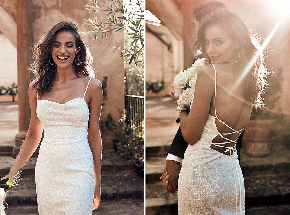 Grace Loves Lace 2018 Bridal Collection. www.theweddingnotebook.com