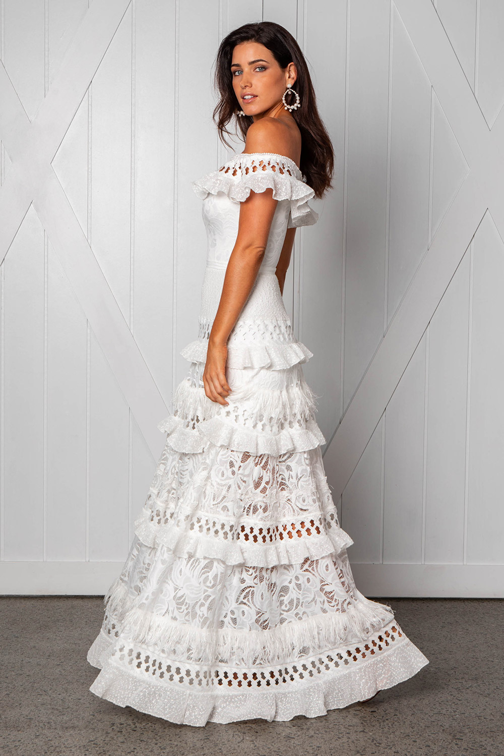 Coco - Grace Loves Lace 2018 Bridal Collection. www.theweddingnotebook.com