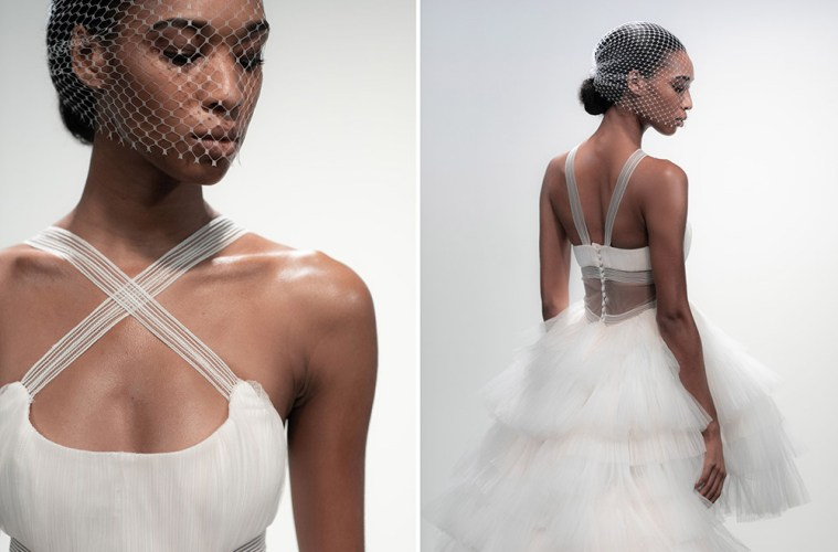 Rime Arodaky 2019 Bridal Collection. www.theweddingnotebook.com