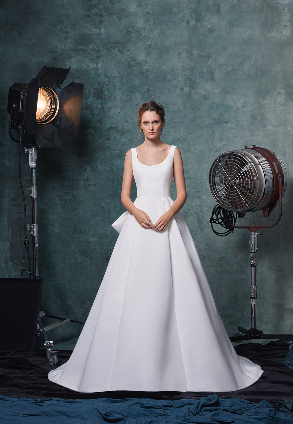Meryl - Sareh Nouri Fall 2019 Bridal Collection. www.theweddingnotebook.com