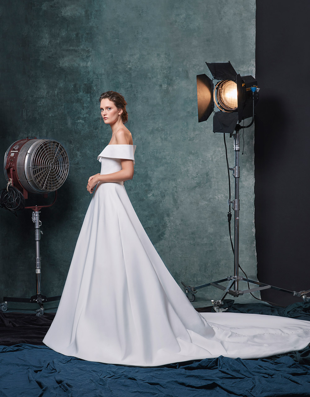 Angelina - Sareh Nouri Fall 2019 Bridal Collection. www.theweddingnotebook.com