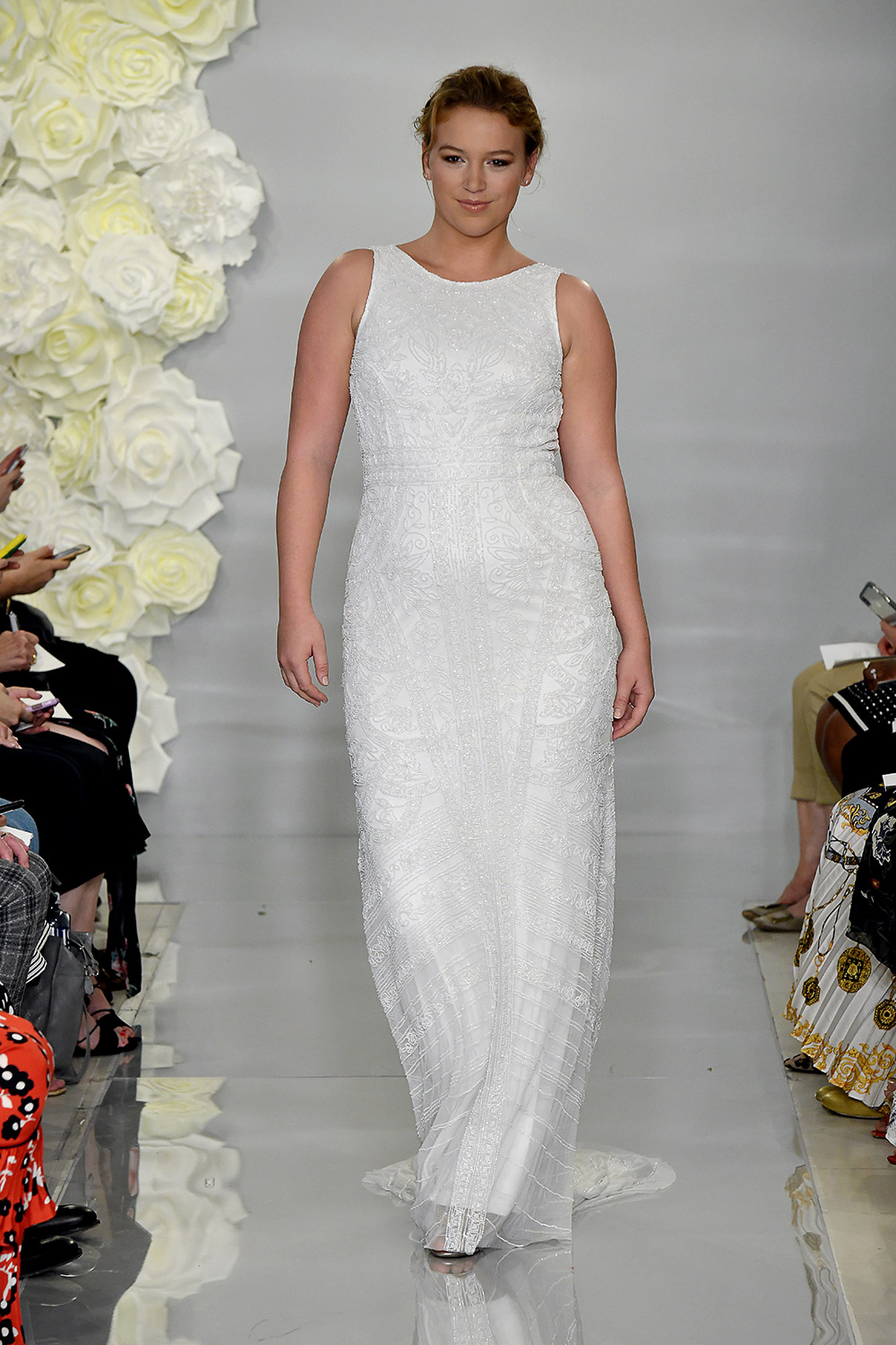 Charlotte - Theia Fall 2019 Bridal Collection. www.theweddingnotebook.com