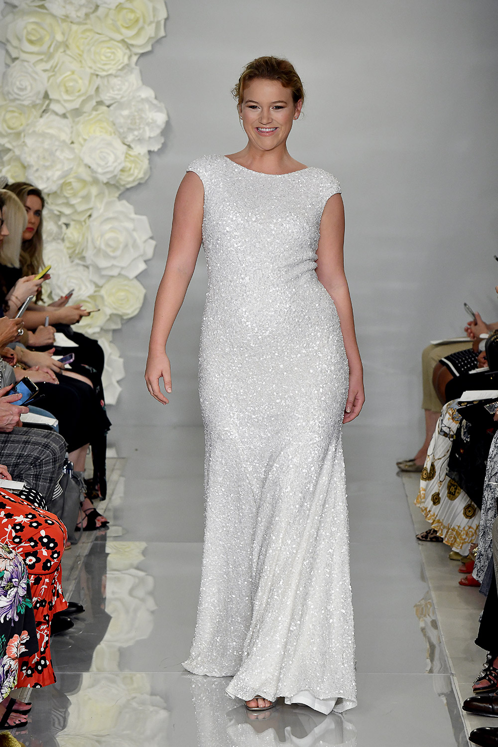 Hayden - Theia Fall 2019 Bridal Collection. www.theweddingnotebook.com