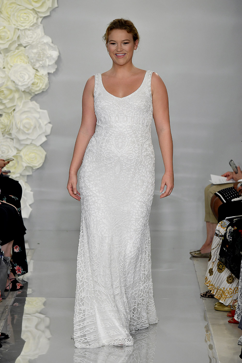 Karolina - Theia Fall 2019 Bridal Collection. www.theweddingnotebook.com