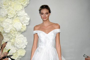 Theia Fall 2019 Bridal Collection. www.theweddingnotebook.com
