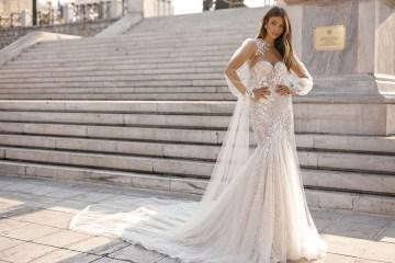 BERTA Bridal Fall 2019 Collection. www.theweddingnotebook.com