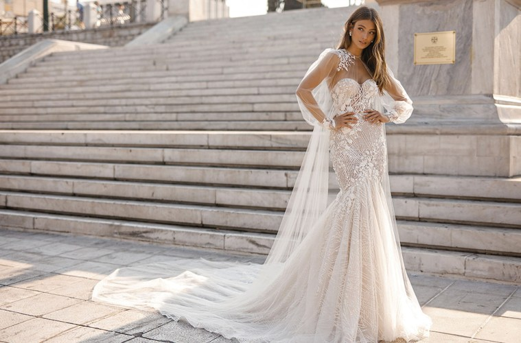 BERTA Bridal Fall 2019 Collection. www.theweddingnotebook.com