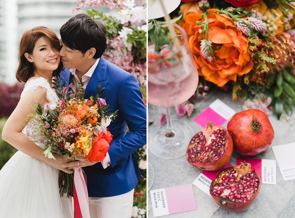 W Kuala Lumpur. Joshua Koh Photography. www.theweddingnotebook.com