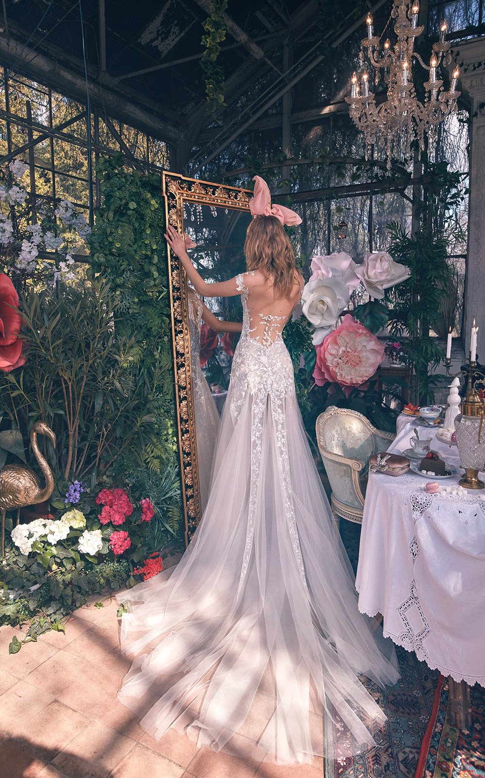 GALA by Galia Lahav Spring 2020 Collection. www.theweddingnotebook.com