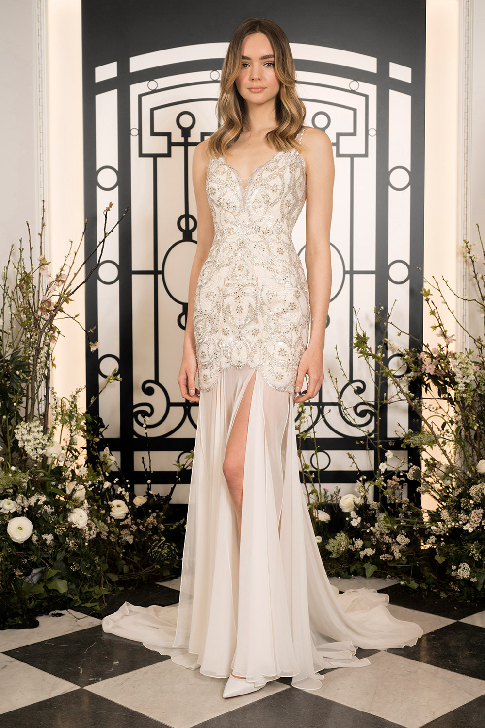 Vida - Jenny Packham 2020 Bridal Collection. www.theweddingnotebook.com