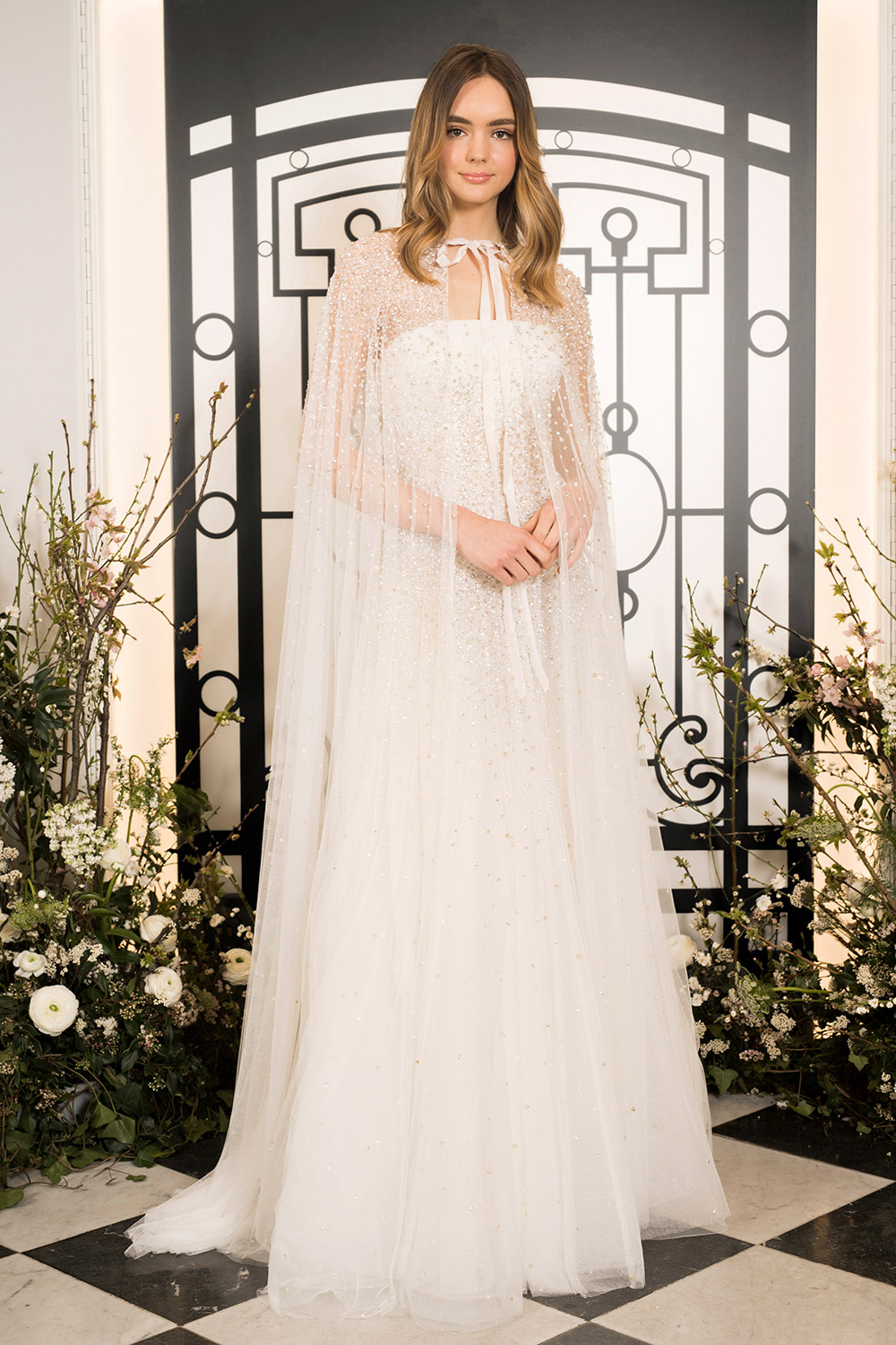 Maria & Callas - Jenny Packham 2020 Bridal Collection. www.theweddingnotebook.com