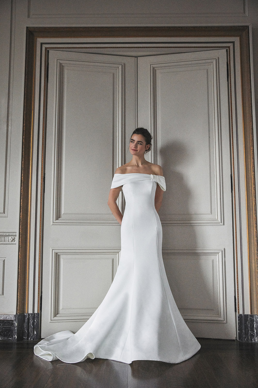 Chantal - Sareh Nouri Spring 2020 Collection. www.theweddingnotebook.com