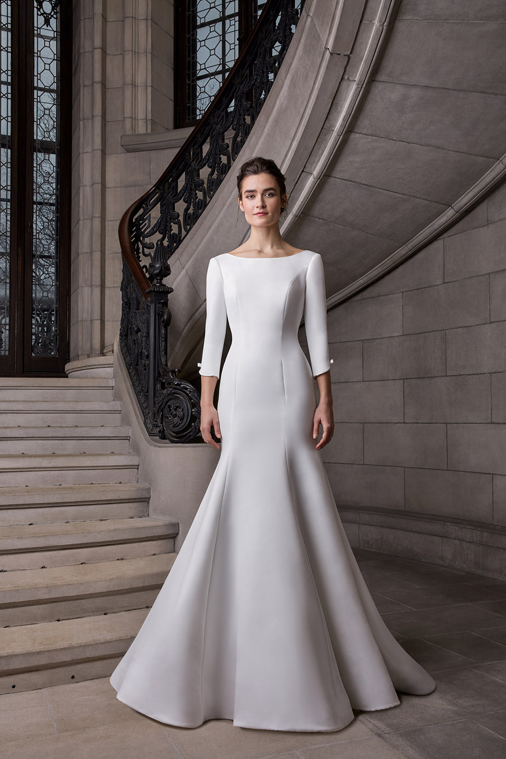 Diana - Sareh Nouri Spring 2020 Collection. www.theweddingnotebook.com