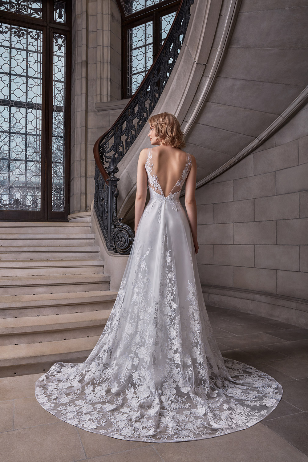 Alexandra - Sareh Nouri Spring 2020 Collection. www.theweddingnotebook.com