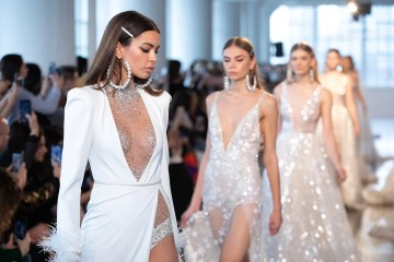 Berta Bridal Spring 2020 Bridal Collection. www.theweddingnotebook.com