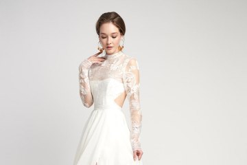 Alexandra Grecco 2020 Bridal Collection. www.theweddingnotebook.com