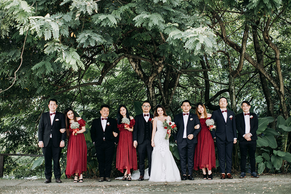 Cliff Choong Photography. www.theweddingnotebook.com