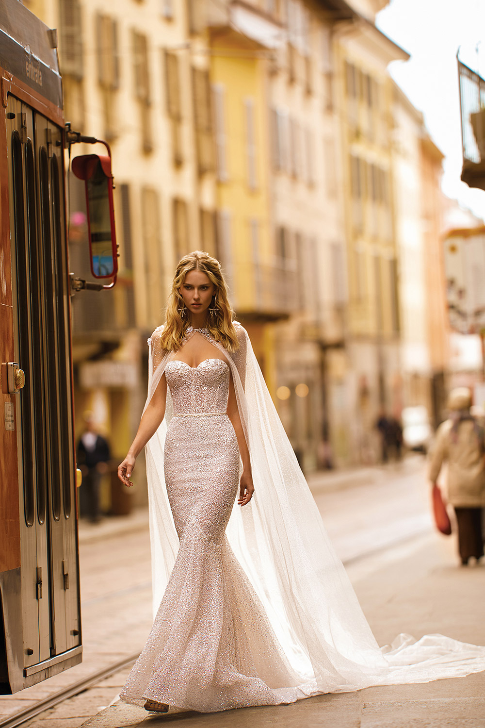 Berta Bridal Spring 2020 Collection. www.theweddingnotebook.com