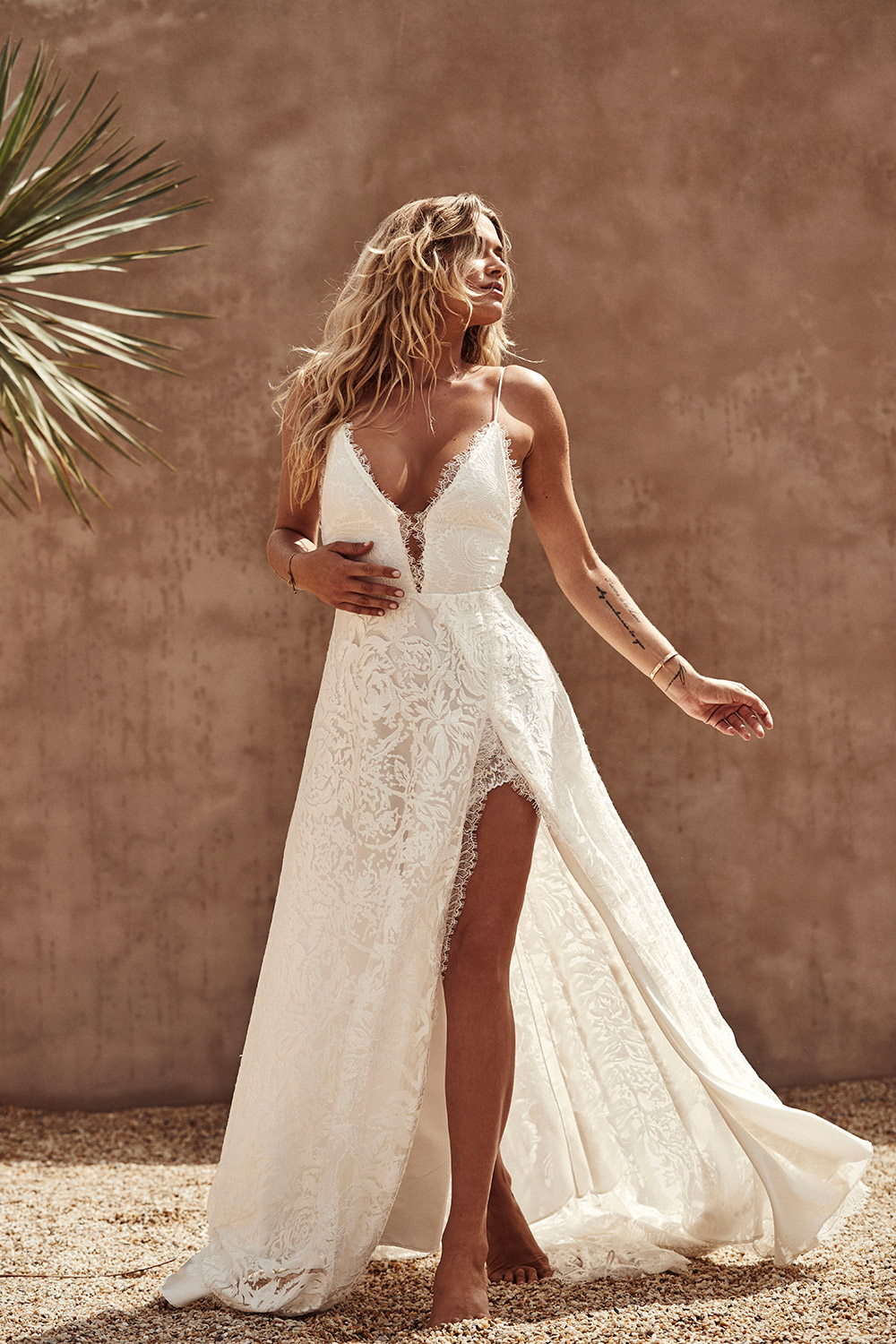 Grace Loves Lace 2020 bridal collection. www.theweddingnotebook.com
