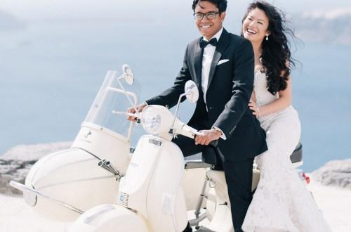 The Wedding Notebook online magazine - destination issue