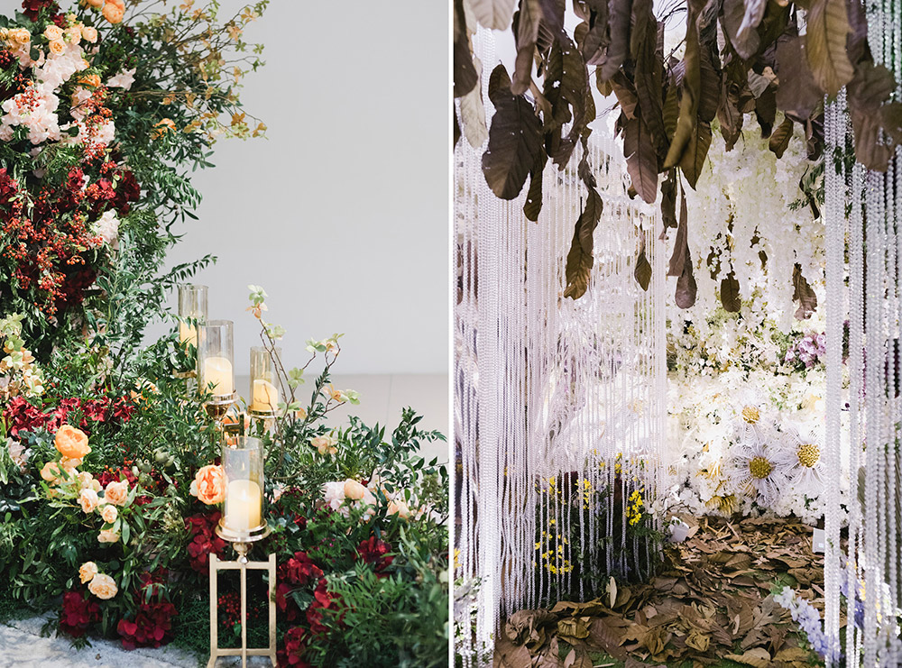 Decor by Wishing Tree. WAF - Weddings.Arts.Fashion. www.theweddingnotebook.com