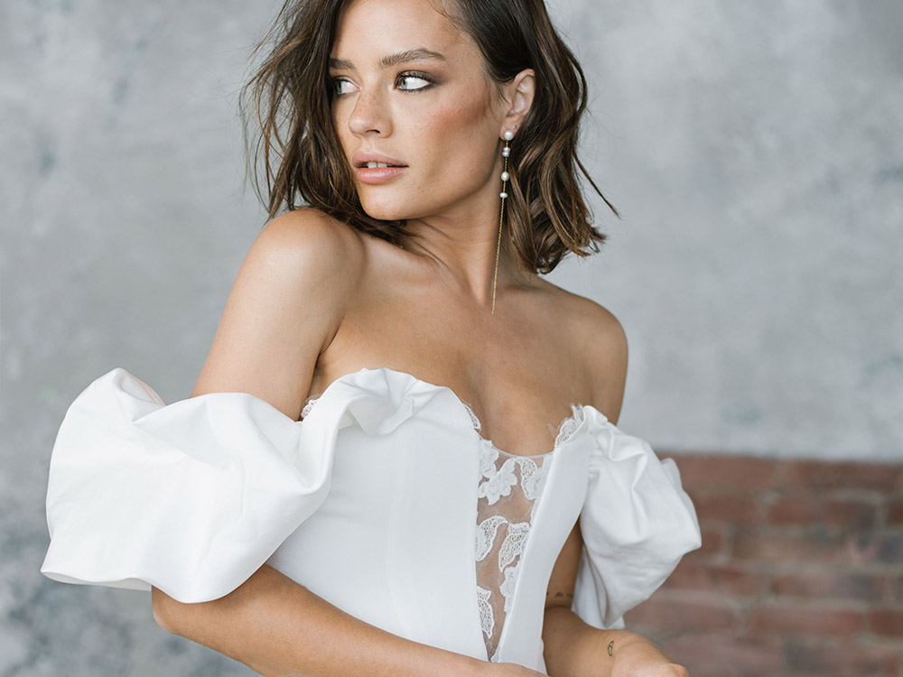 Rime Arodaky 2020 Bridal Collection. www.theweddingnotebook.com