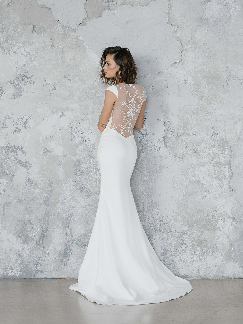 Rime Arodaky 2020 Bridal Collection. www.theweddingnotebook.com