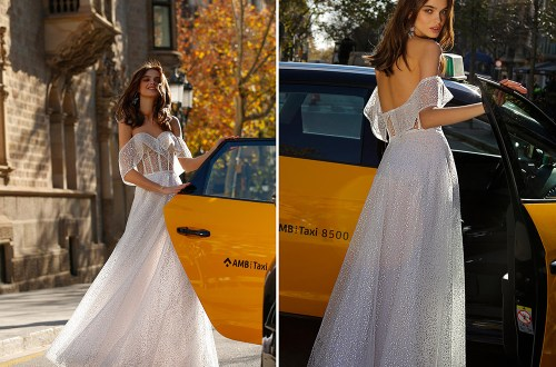 Jolie Bridal - Berta Bridal. www.theweddingnotebook.com