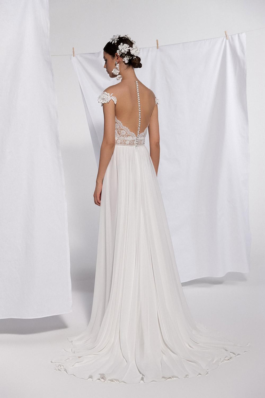 Daalarna 2021 Bridal Collection. www.theweddingnotebook.com