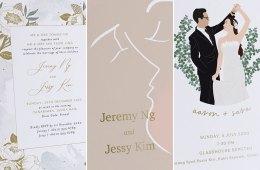Wedding invitation. www.theweddingnotebook.com