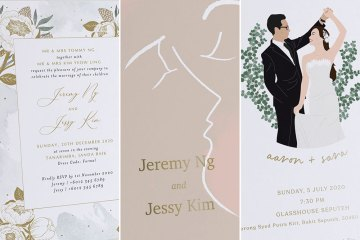 Wedding invitation. www.theweddingnotebook.com