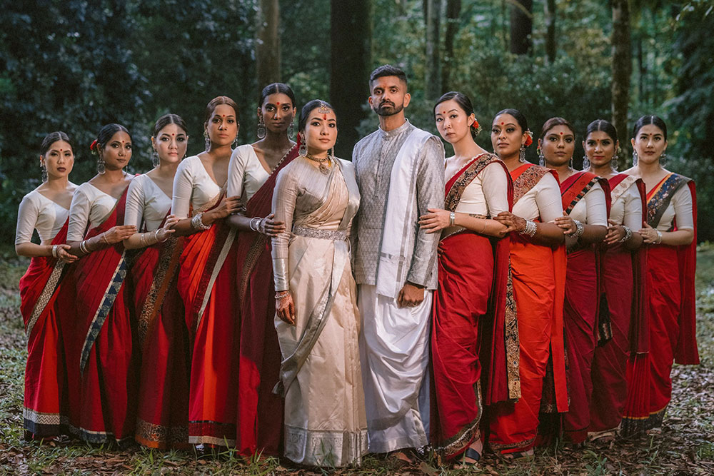 Vinoth Raj Pillai Photography. www.theweddingnotebook.com