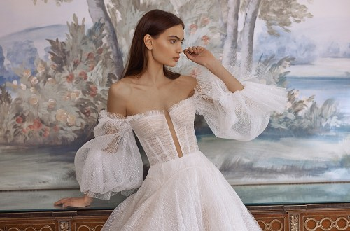 Galia Lahav Couture Fall 2021 Bridal Collection. www.theweddingnotebook.com