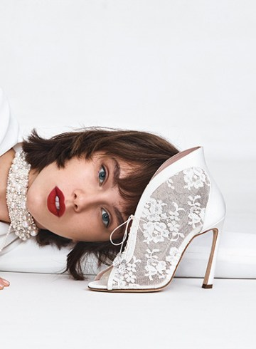 Galia Lahav Bridal Shoes Fall 2021 Collection