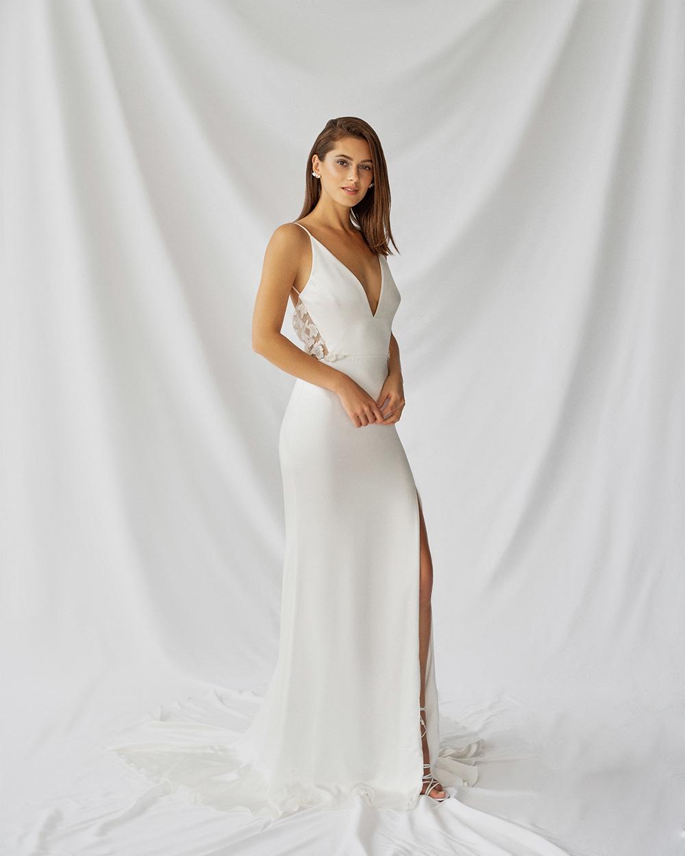 Alexandra Grecco Fall 2021 Bridal Collection. www.theweddingnotebook.com