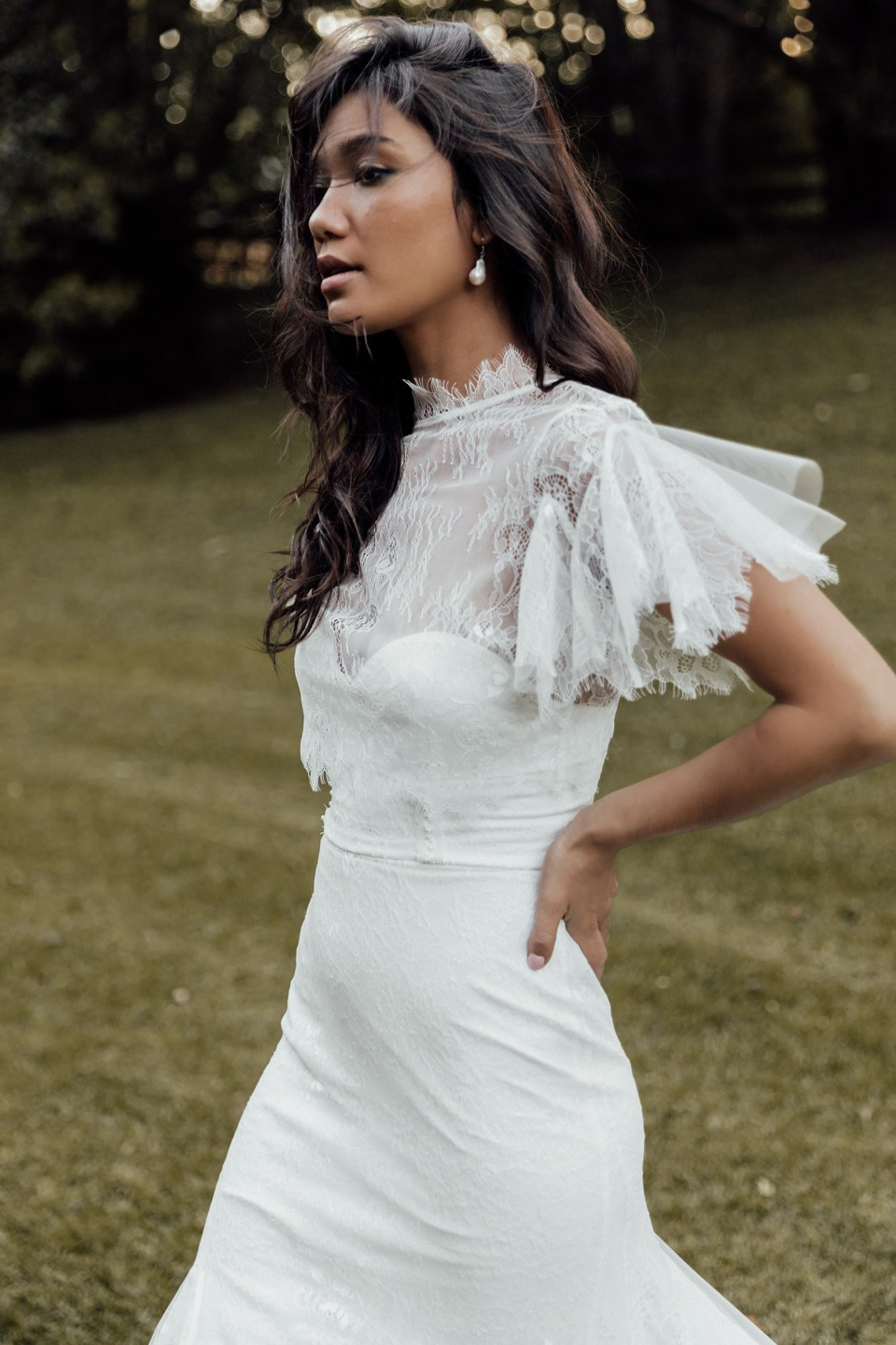 Grace Loves Lace 2021 Bridal Collection. www.theweddingnotebook.com